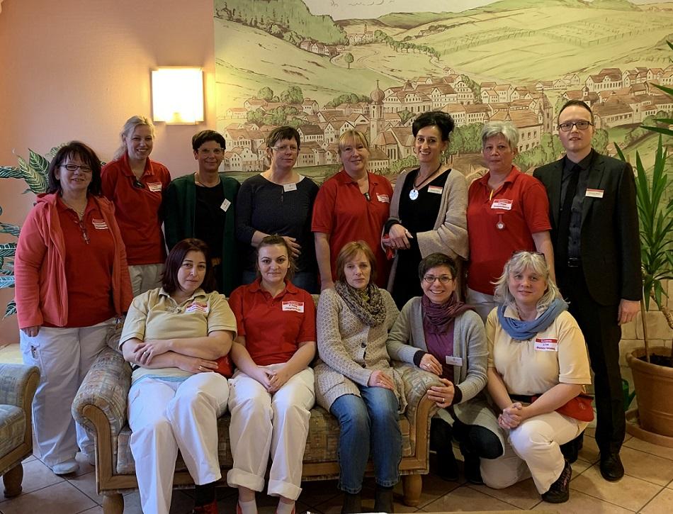 Kooperation Pflegeheim Kursana